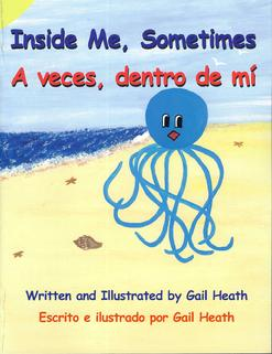 Gail Heath, Children's Author, bilingual book, Spanish/English